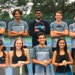 Tennis Celebrates Senior Night