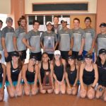 Boys and Girls Tennis Earn District Titles