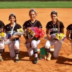 Softball Celebrates Senior Night