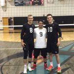 Boys Volleyball Celebrates Senior Night