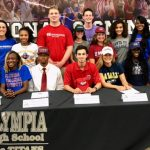 Spring Signing Day A Success