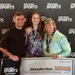 Spectrum Sports Breakfast of Champions Award Winners