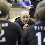 Farewell to Head Girls Volleyball Coach Mitch Sadowsky