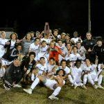 Boys Soccer Win District Championship