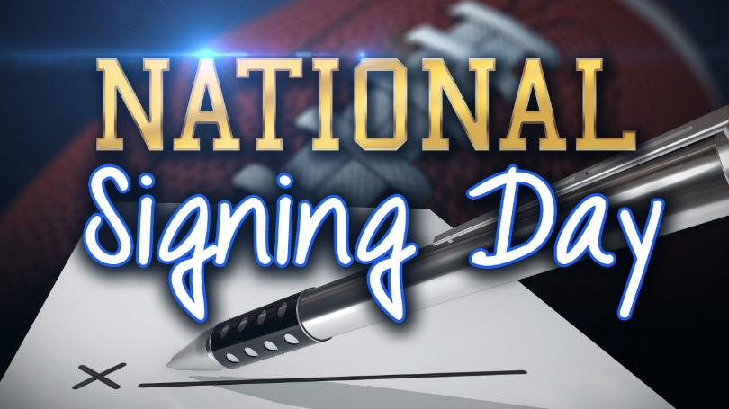 Final Athletic Signing Day Wednesday, April 25th
