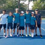 Boys Tennis Secure Regional Championship