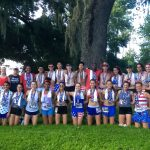 Cross Country Dominates at the 4 on the 4th Race in Oakland