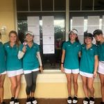 Girls Golf Earn Metro Championship