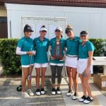 Girls Golf Earn District Championship