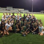 Girls Varsity Lacrosse defeats Jones 17-0