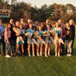 Olympia Girls Lacrosse recognize Seniors