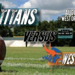 Olympia Football at West Orange Friday, Aug. 23rd 7pm