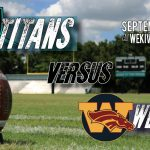 Olympia Football vs. Wekiva Changed to Mon. 9/9 at 6pm