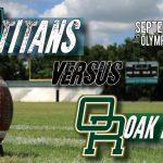 Friday Night Football vs. Oak Ridge