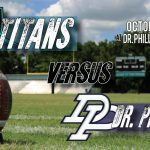 Olympia Football at Dr. Phillips Fri. Oct. 11th at 7pm- FREE admission for Military