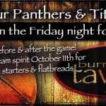 Friday Night Football at Burntwood Tavern