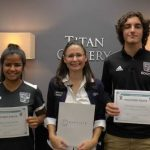 Baptiste Orthodontics Student Athletes of the Month