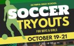 2020-21 SOCCER TRYOUTS