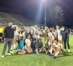 Girls Soccer Reclaims Friendship Cup