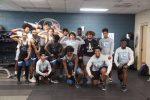 Good Luck Boys Weightlifting Team!