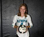 2020-21 Girls Volleyball All-Metro Team – Abby Dickinson; Academic Award – Julianna Miranda