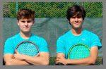 Titan Tennis Teammates, Alexey Timokhine and Luis Leon Battle for State Championship