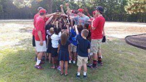 Redhawk Baseball Working With Future Stars