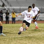 Westwood High School Boys Varsity Soccer falls to Lugoff-Elgin High School 2-4