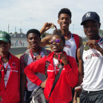 Redhawk Track Athletes Bring Home Gold