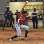 Westwood High School Varsity Softball falls to Spring Valley High School 0-16