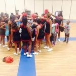Cheer Tryouts April 21-24
