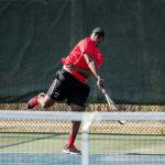 Westwood High School Boys Varsity Tennis falls to Lugoff-Elgin High School 2-4