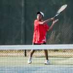 Westwood High School Boys Varsity Tennis falls to Blythewood High School 1-5