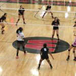 Redhawk Volleyball Camp