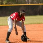 Westwood High School Varsity Softball falls to Ridge View High School 3-15