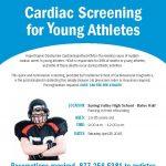 Cardiac Screenings – April 25th