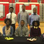 Westwood Spring Signing Ceremony