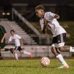 Westwood High School Boys Varsity Soccer beat Lower Richland High School 12-0