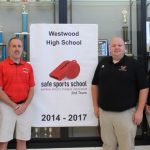 Westwood Training Staff Receives Safe School Award