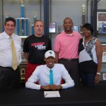 Finch Signs With Coastal Carolina