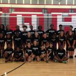 WHS Volleyball Campers