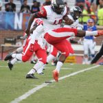 Redhawk Football Players Named Tops in Midlands