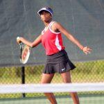 Westwood High School Girls Varsity Tennis beat Lugoff-Elgin High School 4-3