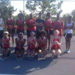 Westwood High School Girls Varsity Tennis falls to Ridge View High School 0-6