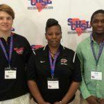 Redhawk Athletes Attend Leadership Summit
