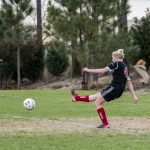 Girls Soccer Shuts Out Fairfield Central