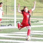 Westwood High School Girls Varsity Soccer falls to Blythewood High School 8-0