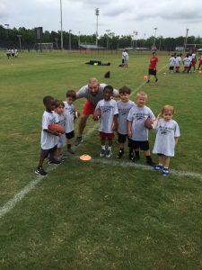 2016 Redhawk Football Camp