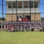 Baseball Camp Concludes