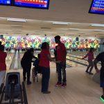 Basketball and Baseball Athletes Serve at Special Olympics Bowling
